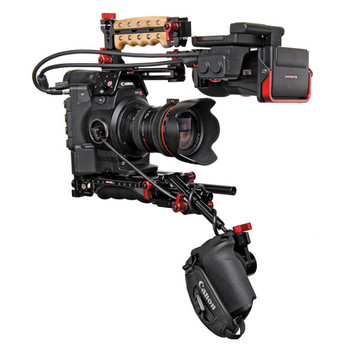 Rent Zacuto Z-Finder Recoil with Tornado Follow Focus for C300