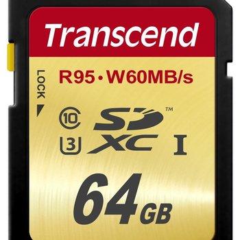 Rent Transcend 64 GB UHS-3
