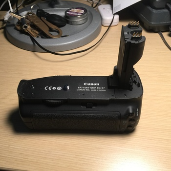 Rent Battery Grip for Canon 7D