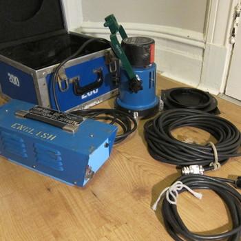 Rent HMI: LTM 200 Fresnel - KIT2