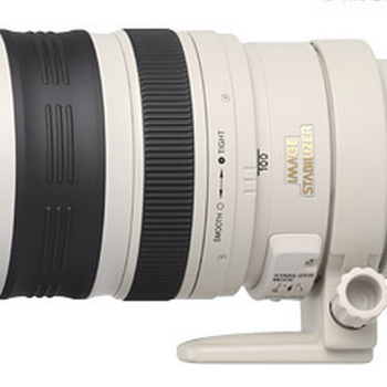Rent Canon 100-400mm EF f/4.5 L IS USM