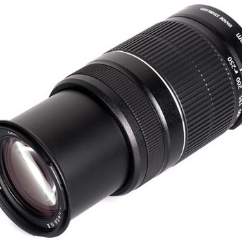 Rent Canon EF-S 55-250mm f/4.0-5.6 IS II Telephoto Zoom Lens