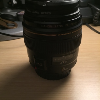 Rent Canon 85mm f/1.8 USM