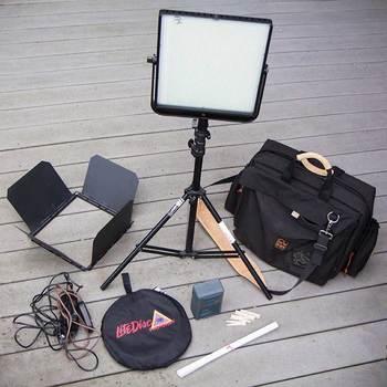 Rent Light Panel interview travel kit
