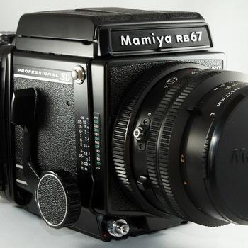 Rent Mamiya RB67 Pro S