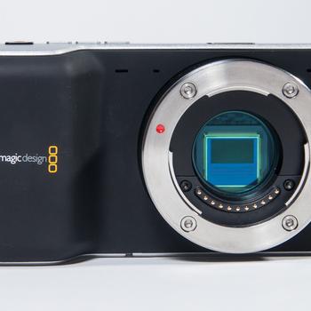 Rent Blackmagic Design Pocket Cinema Camera