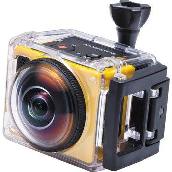 Rent Kodak PIXPRO SP360 Action Cam with Explorer Accessories, Not GoPro