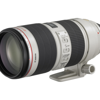Rent Canon 70-200mm EF f/2.8 L IS II USM