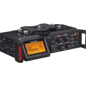 Rent Tascam DR-70D Linear PCM Recorder