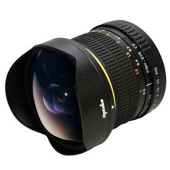Rent Opteka 6.5mm f3.5 fisheye lens