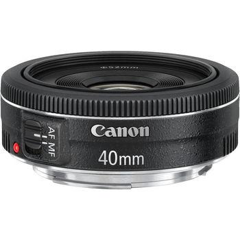 Rent Canon 40mm EF F/2.8 Pancake Lens