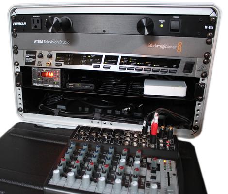 Rent A Live Production Streaming Rig With Blackmagic Designs Atem Tv Studio In Sarasota Kitsplit