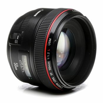 Rent Canon EF 50mm f/1.2 L