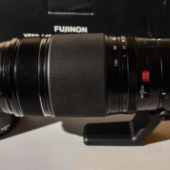 Rent Fuji XF 50-140mm f/2.8 R LM OIS WR Lens