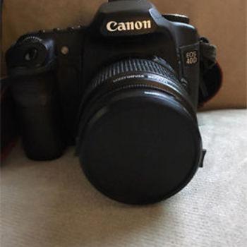 Rent Canon 40D