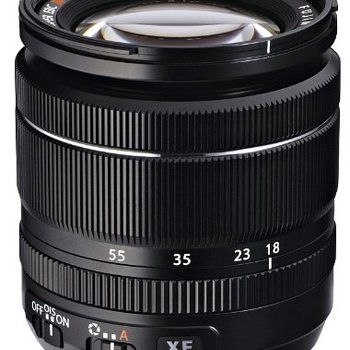 Rent Fujinon XF18-55mm f:2.8-4.0 R LM OIS Zoom Lens