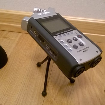 Rent Zoom H4N Recorder (Audio)