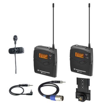 Rent Sennheiser G3 Wireless Lav Microphone Kit