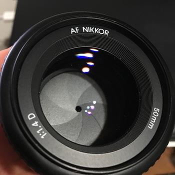 Rent Nikon AF Nikkor 50mm 1:1.4D