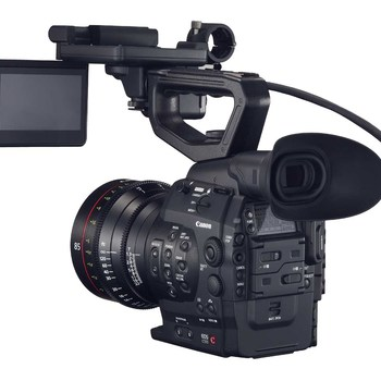Rent Canon C500 and Odyssey 7Q+