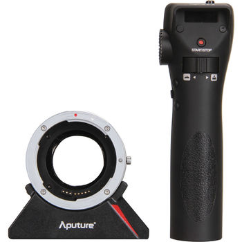 Rent Aputure DEC Wireless Focus System for Canon EF to Micro Four Thirds Mount