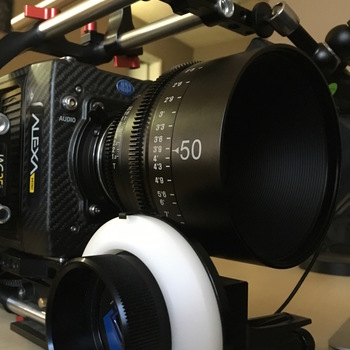 Rent Arri Alexa Mini kit w/ Xeen Cine Lens kit