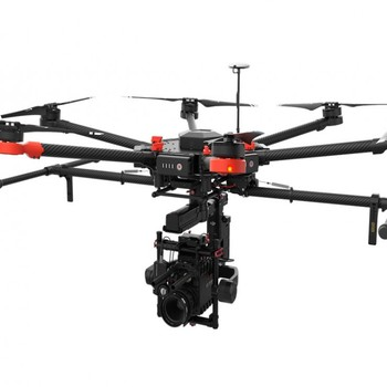 Rent DJI Matrice 600 + RED Epic W 8K