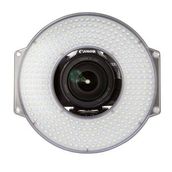 Rent F&V R-300 LED Ring Light with L-Bracket