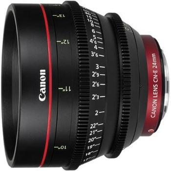 Rent Canon CN-E 24mm T1.5 L F Cine Lens