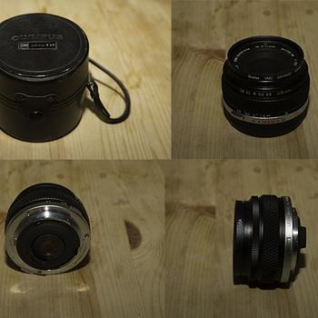 Rent Olympus 28mm f/3.5