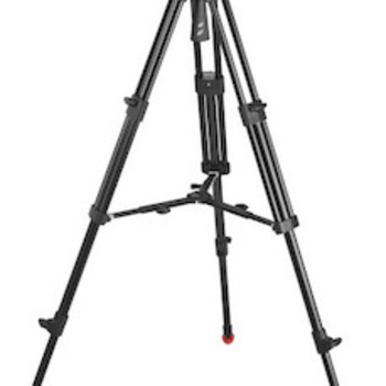 Rent Sachtler ACE M Fluid Head with 2 Stage Tripod