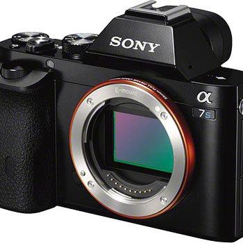 Rent Sony A7s Body