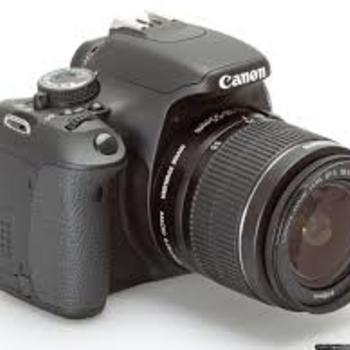 Rent Canon 600D