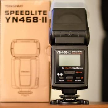 Rent Yongnuo YN468-II Speedlite