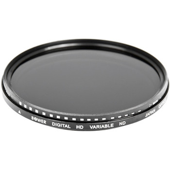 Rent Bower 72mm Variable Neutral Density Filter