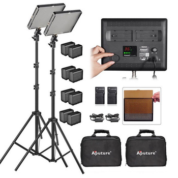 Rent Aputure AL528 LED Lighting Kit