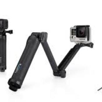 Rent Gopro 3 Way mount/tripod and adjustable arm