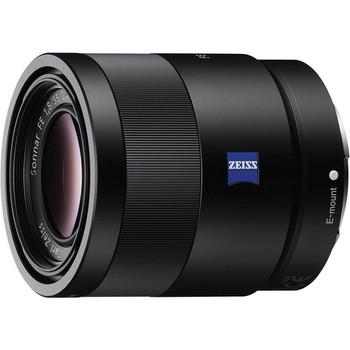 Rent Sony Sonnar T* FE 55mm f/1.8 ZA Lens