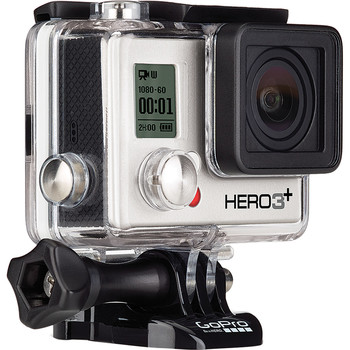 Rent GoPro HERO3+ Silver