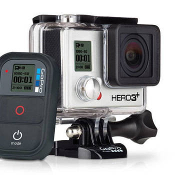 Rent GoPro HERO3+ Black