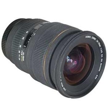 Rent Sigma 24-70mm f/2.8 IF EX DG HSM AF