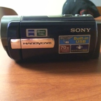 Rent Sony DCR-SX45 Handycam