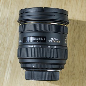 Rent Sigma 24-70mm f/2.8 for Nikon F