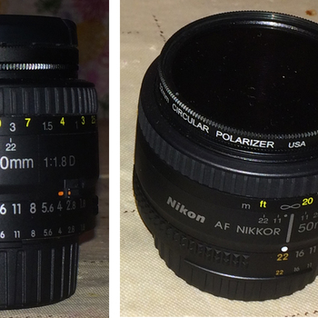 Rent Nikon AF-S NIKKOR 50mm f/1.8G Lens