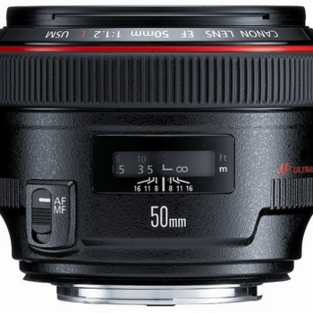 Rent EF 50mm f/1.2 L USM
