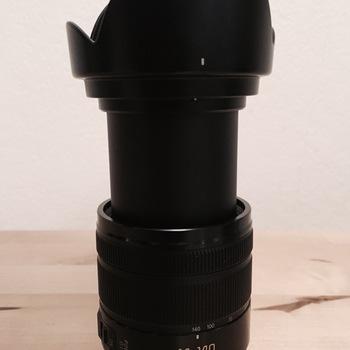 Rent Panasonic Lumix G Vario 14-140mm f/3.5-5.6 mirrorless lens
