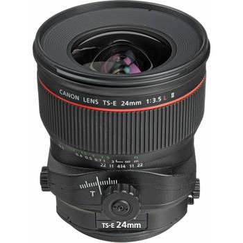 Rent Canon TS-E 24mm f/3.5L II