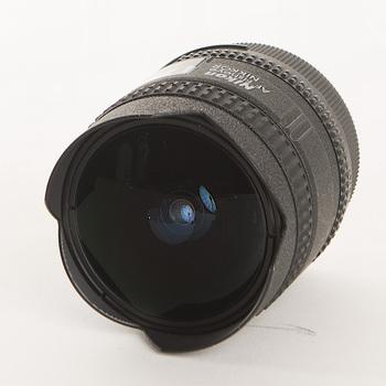 Rent Nikon 16mm F2.8D Full frame fisheye