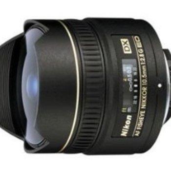 Rent Nikon 10.5mm f/2.8G ED AF DX Fisheye Nikkor
