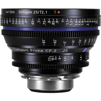 Rent Compact Prime CP.2 25mm T2.1 Lens